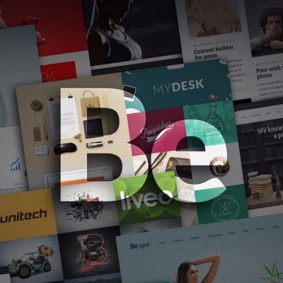 دانلود رایگان قالب وردپرس BeTheme